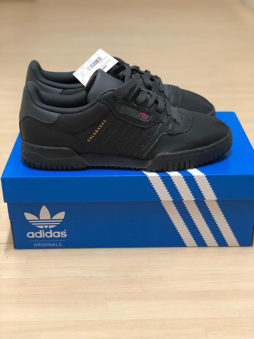 "7245bb34adc Adidas Yeezy Powerphase Calabasas ""Core Black"""
