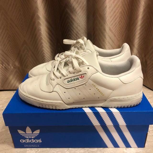 2bbbf9b3e97 Adidas yeezy powerphase calabasas cream white