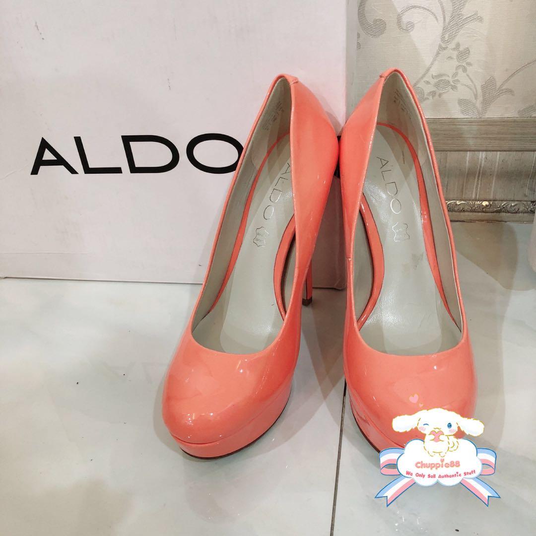 Harga Jual Pastele Nevada Sepatu Wanita Black Update 2018 Aigner A24206e Chieti Rosegold Aldo Orange High Heels 14cm Original Womens Fashion Shoes On Carousell