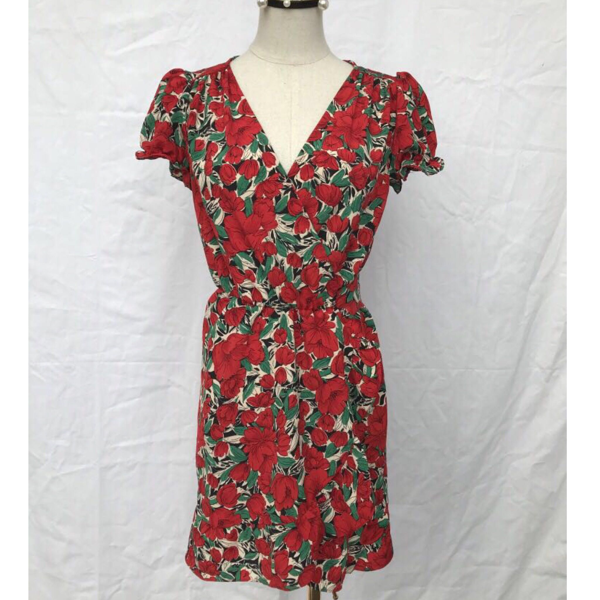5d08fdf22e5 Zara Crossover Dress With Pockets - Gomes Weine AG