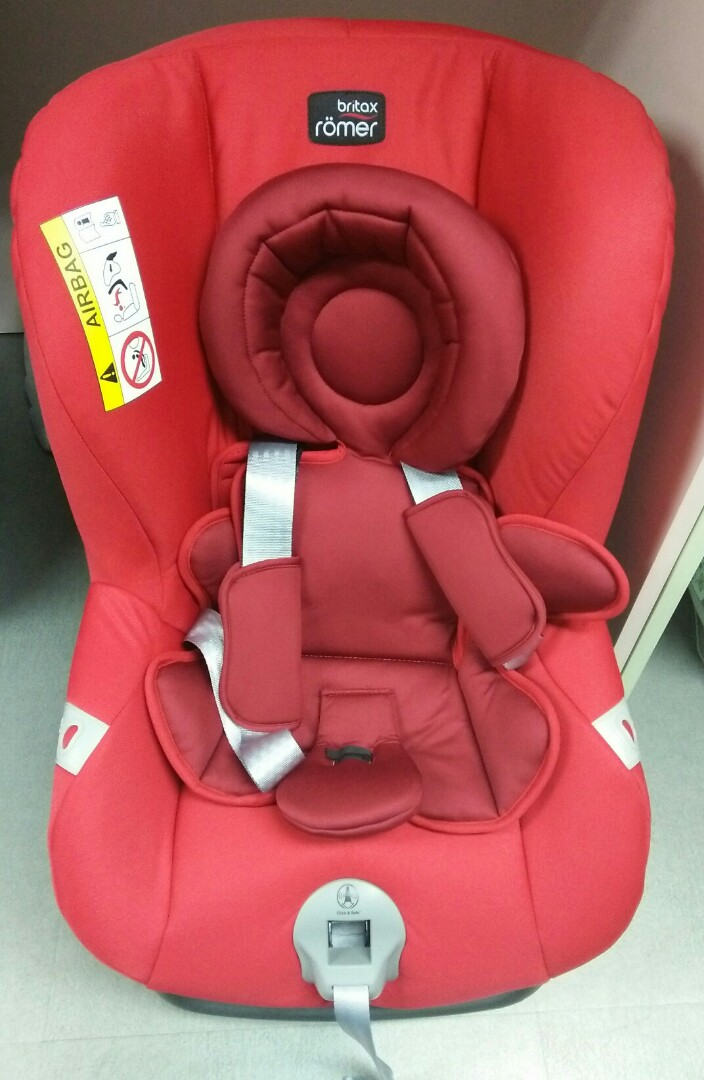 Car Seat First Class Plus Bx Flame Red Babies Kids Strollers