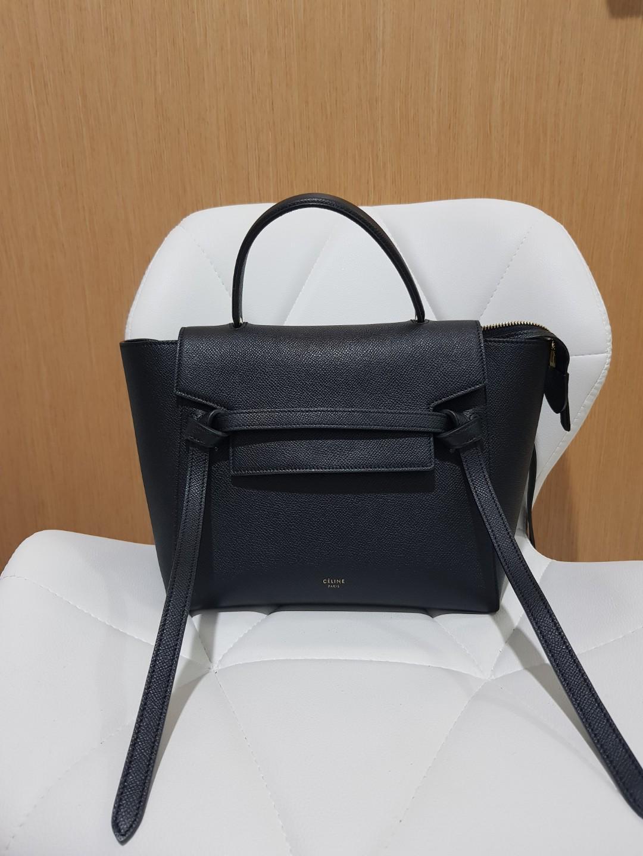 Celine Belt Bag Micro Luxury Bags Wallets Handbags On Carousell