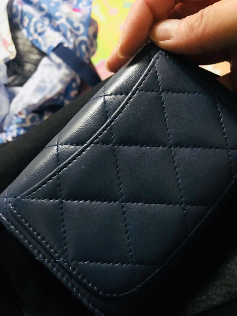 Chanel卡包 Card Holder