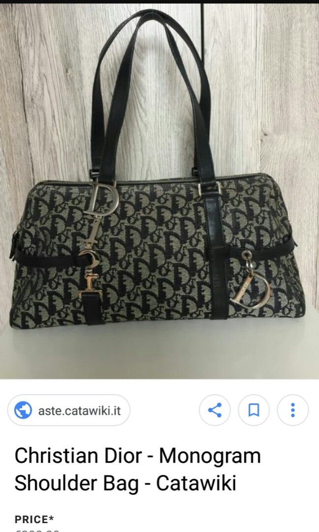 2c0c3b344da Christian Dior monogram, Women s Fashion, Bags   Wallets on Carousell