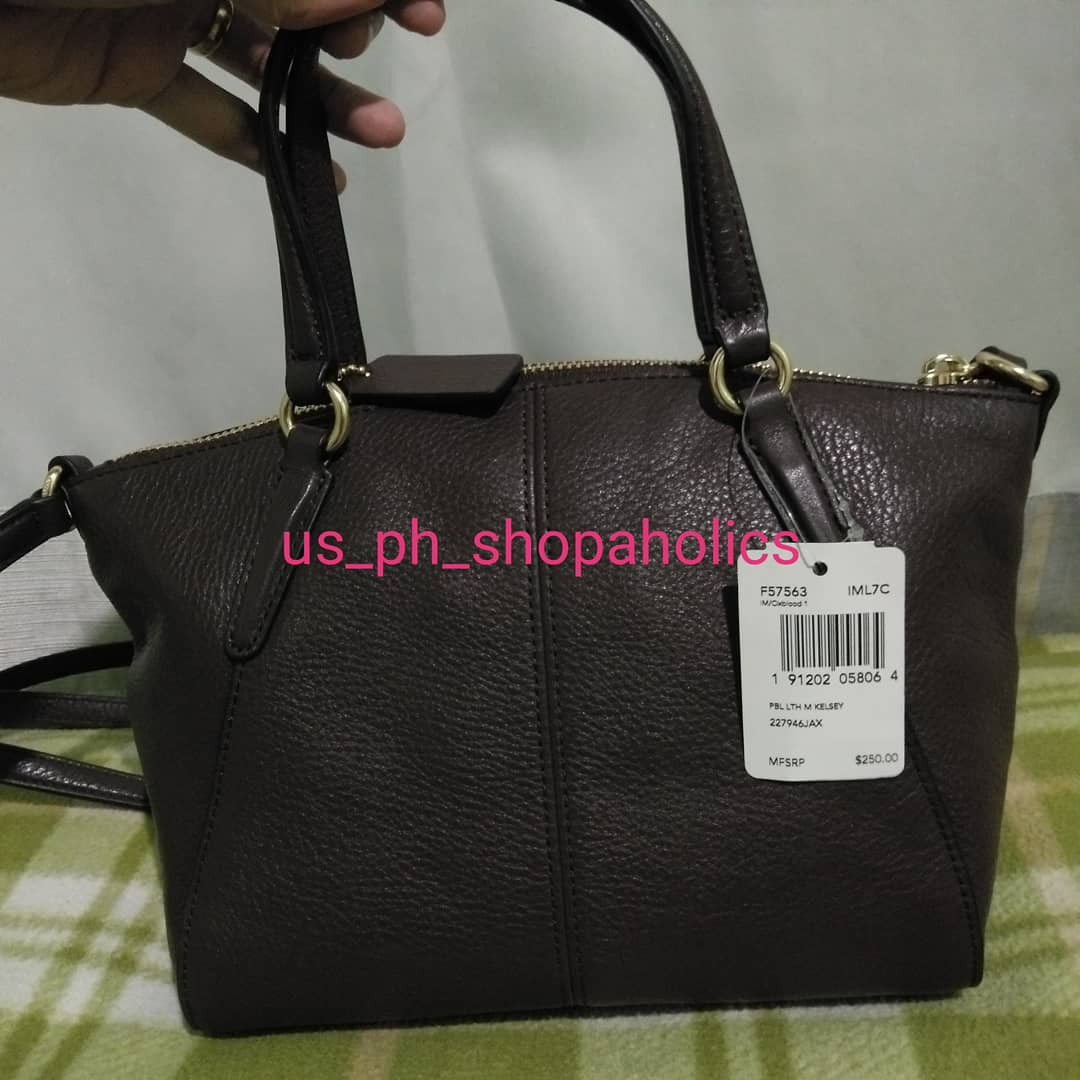 7aaf7cda4164 Coach Mini Kelsey, Women's Fashion, Bags & Wallets on Carousell