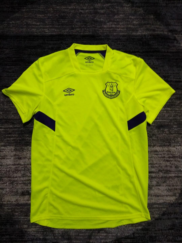 8264cc6dd2f Everton Training Jersey 17-18