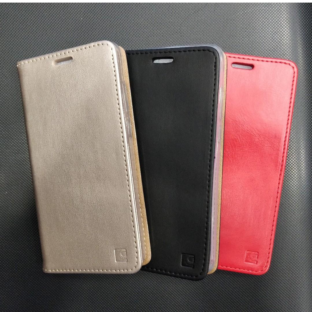Huawei P20 Leather Wallet Pouch Flip Case Mobiles Tablets Mobile Spigen Pro Marked Armor Original Casing Photo