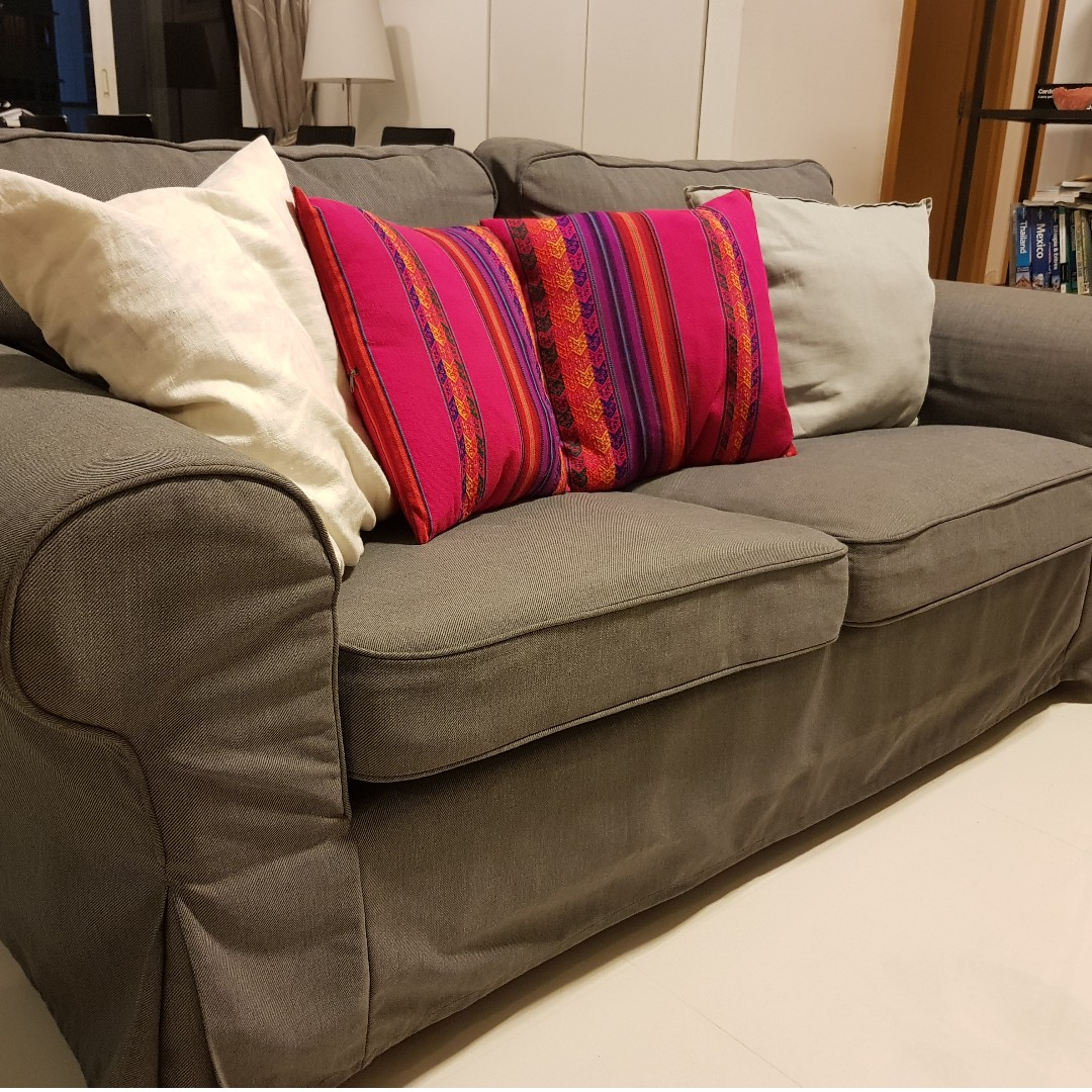 Ikea Sofa Furniture Sofas On Carousell