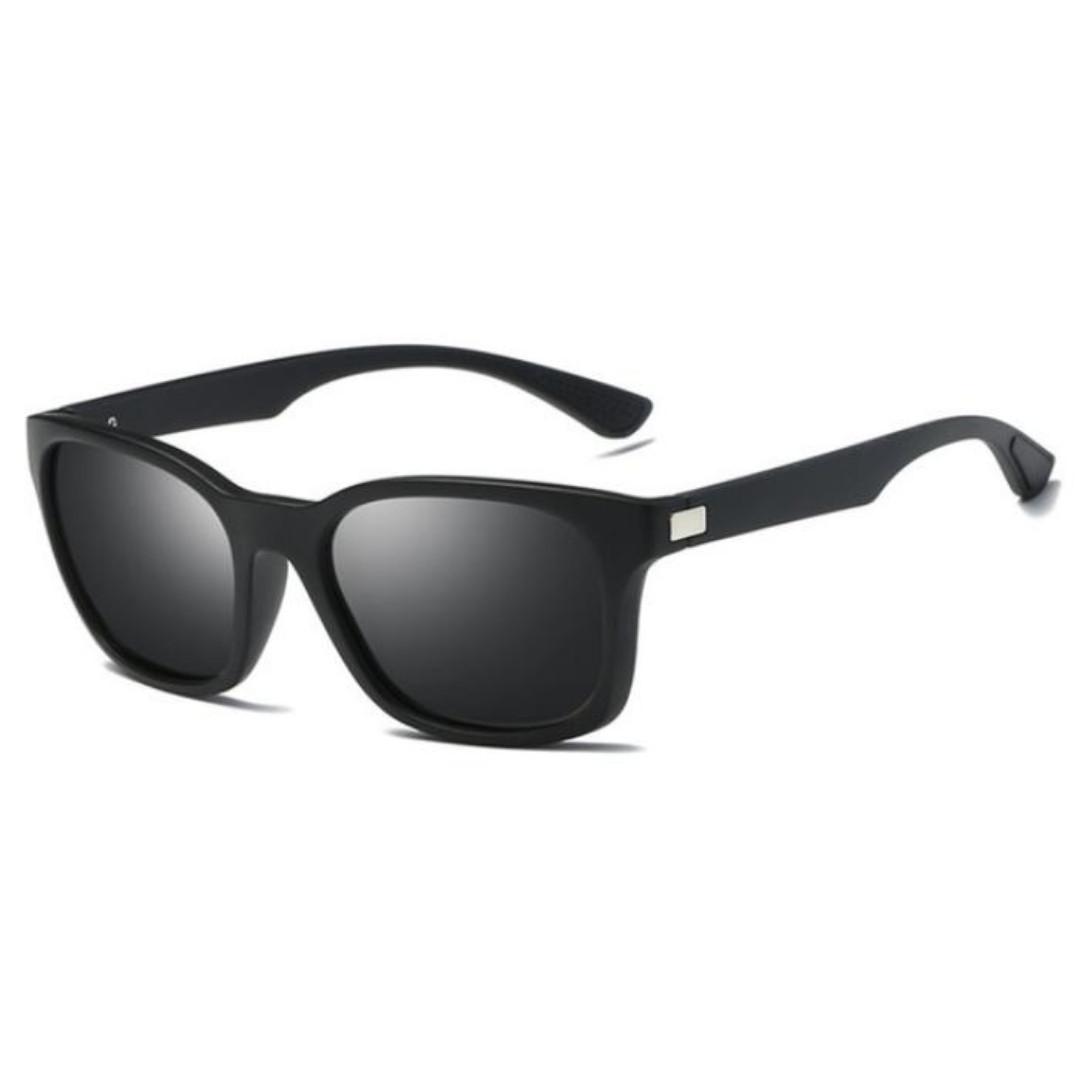 Kacamata Pria Sunglasses Polarized Anti UV400 Polaroid HD - Hitam ... b82436a09d