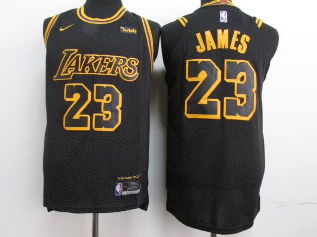 huge discount 112a1 677f2 Lakers James Jersey