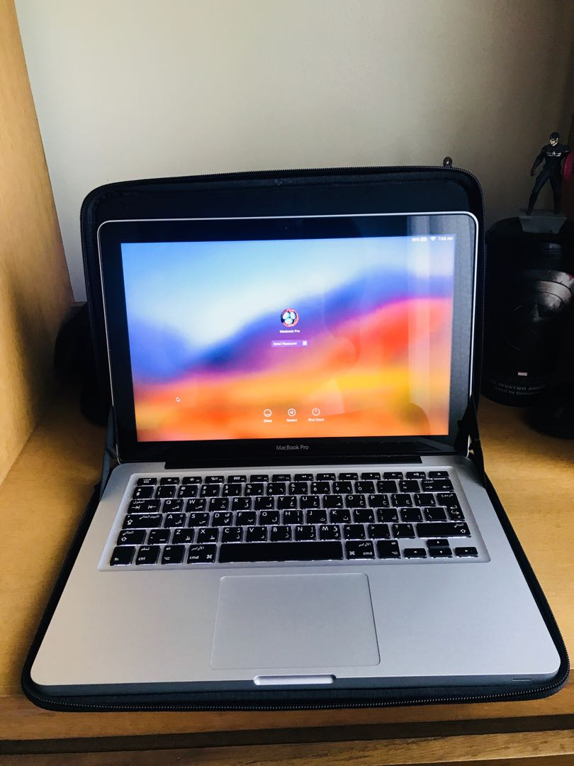 Macbook Pro 13 Inch Mid 2012 With 45w Apple Magsafe Charger Late 2011 I5 4gb Sierra Bekas Electronics Computers Tablets On Carousell