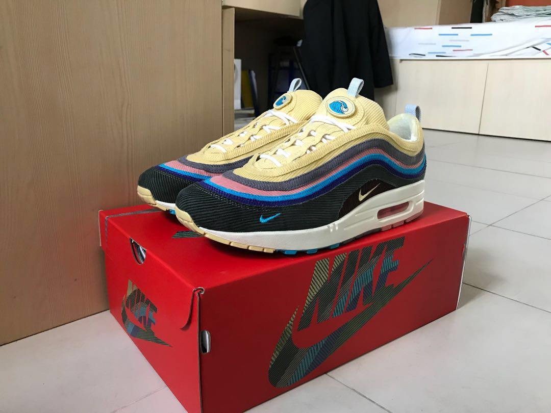 new concept d47f2 4afc8 Nike Air Max 97/1 Sean Wotherspoon US 10.5
