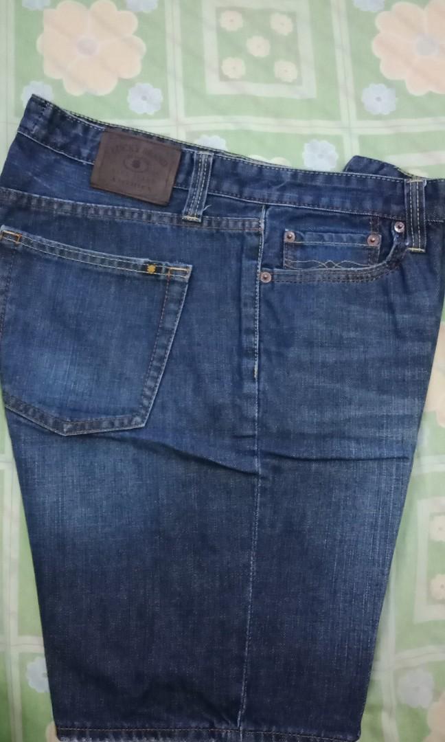Short. LUCKY BRAND blue jeans AMERICA