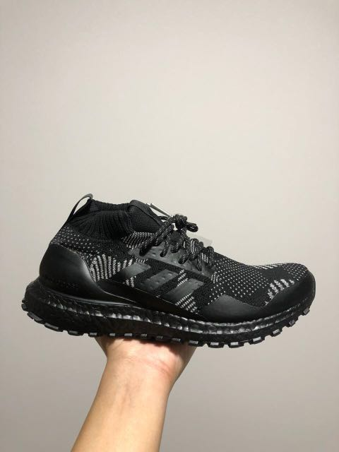 newest 54d30 6b314 Ultra Boost MID ATR Kith x Nonnative x Adidas, Mens Fashion, Footwear,  Sneakers on Carousell