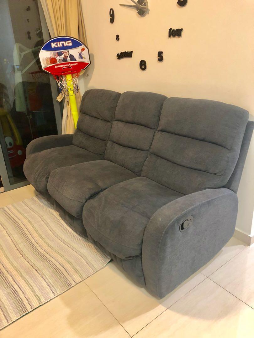 Urgent All In Sofa Storage Bed Shoecabinet Tv Rack Furniture