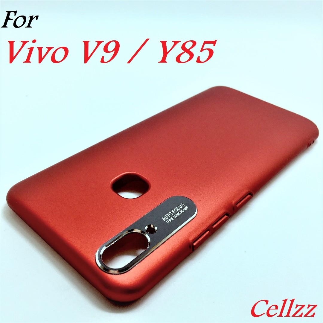size 40 2bb04 b2f4c Vivo V9 / Y85 Slim Fit Hard Case