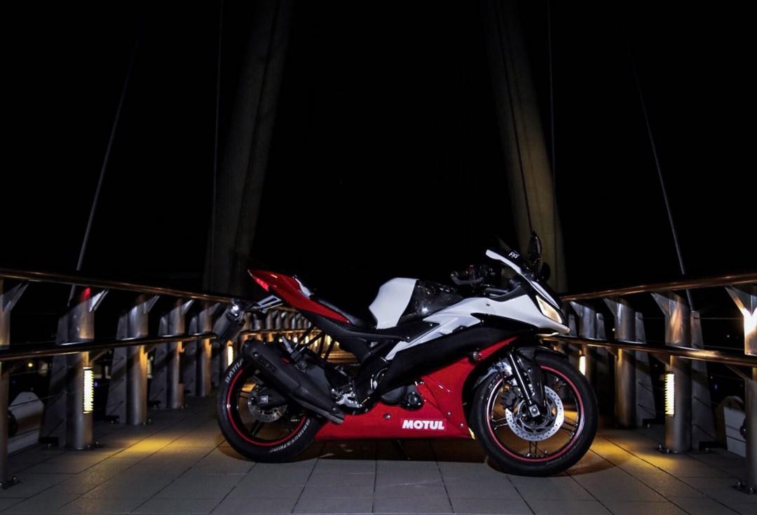 Yamaha r15 V2 Feb 2024, Motorbikes, Motorbikes for Sale