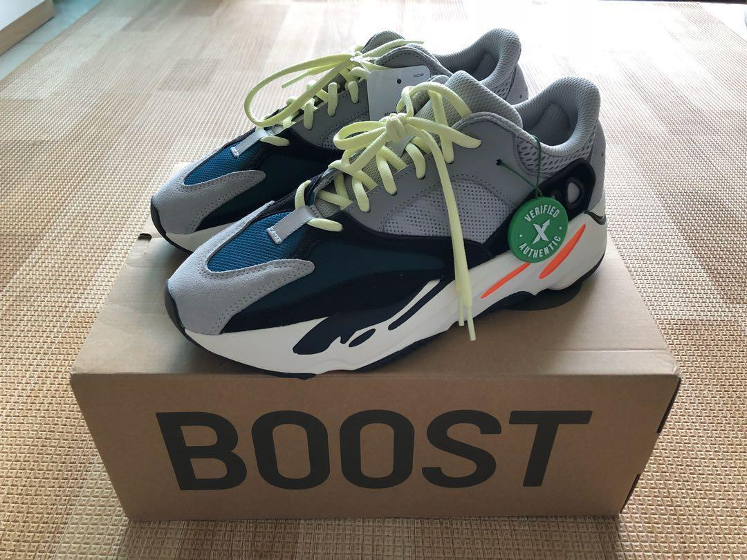 new concept 8b695 f1a53 Yeezy 700, Men's Fashion, Footwear, Sneakers on Carousell