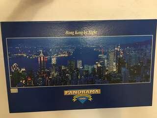 全新950塊香港夜景砌圖 puzzle