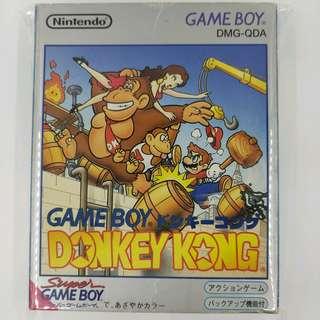 GB Donkey Kong