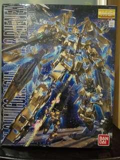 RX-0 UNICORN GUNDAM 03 PHENEX(Gold Coating)