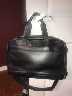 Coach laptop briefcase NEW