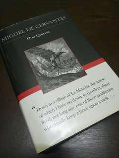 Books - Don Quixote - Miguel de Cervantes