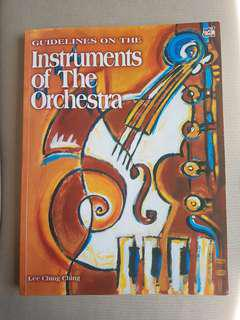 Instruments of the Orchestra Piano Theory