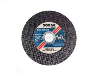 "SOBAR 4"" STAINLESS STEEL CUTTING WHEEL"