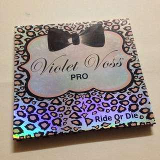 Eyeshadow Violet Voss Tide Or Die #MidSep50