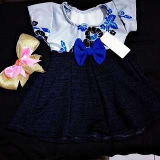 Dress baby 0-18m