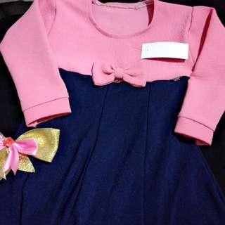 Dress anak 2-3th