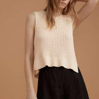 WILFRED GARION KNIT TOP