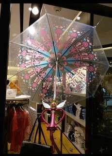 限量版Chocolate x 美少女 LED發光雨傘