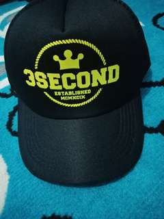 #maunintendo topi 3 second