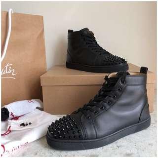 Christian Louboutin men's sneakers