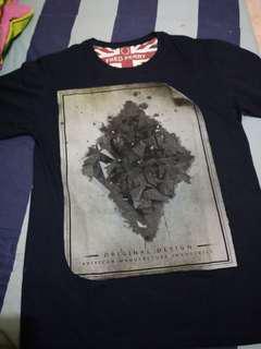 #maunintendo tshirt distro baru warna navy