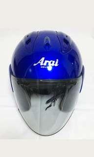 585173b5 Arai SzM Haga Torpedo, Motorbikes, Motorbike Apparel on Carousell