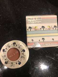 Paul & joe gel blush ( limited edition)