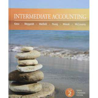Intermediate Accounting 10th Canadian Edition Volume 2 (Hardcover)
