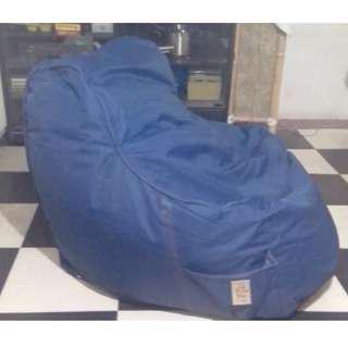 Blue Bean Bag