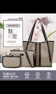 3in1 KOREAN BAG