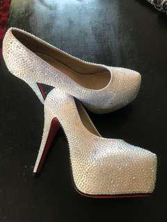 White shoes for parties