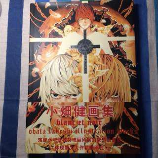 Blanc et Noir Obata Takeshi Artbook