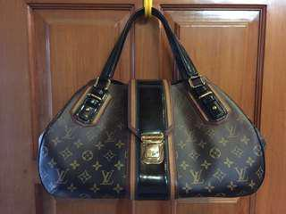 LOUIS VUITTON Fall Preview Monogram Mirage (Authentic)