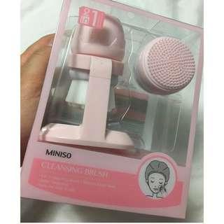 Miniso Cleansing Brush Set NEW