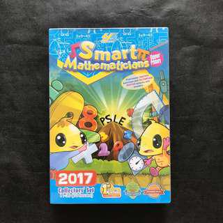 💥NEW-  Smart Mathematician 2017 Upper Primary Set Of 10 books- Children learning books