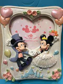 全新米奇結婚陶瓷相薄連架