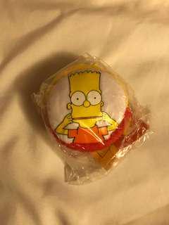 阿森一族 The Simpson's 迷你掛飾散子包