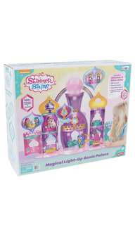 Pre Order - Fisher-Price Nickelodeon Shimmer & Shine, Magical Light-Up Genie Palace Playset